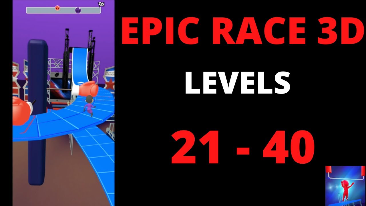Epic Race 3D by Good Job Games | Gameplay Walkthrough ...