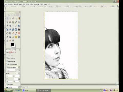 tutorial erstellen einer stencilvorlage mit gimp youtube fisch vektor photoshop vektordatei