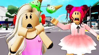 Creepy Ex Girlfriend Hated His New Girlfriend! A Roblox Movie (Brookhaven RP)