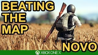BEATING THE MAP: NOVO / PUBG Xbox One X