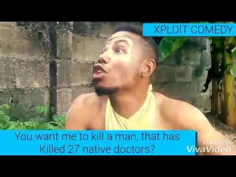 Download when the chief priest is scared then you say wahala dey (xploit comedy)