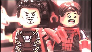 After SpiderMan Homecoming in LEGO