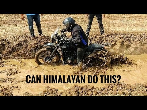 CAN HIMALAYAN DO OFF ROADING ?   MOTOWINGZ