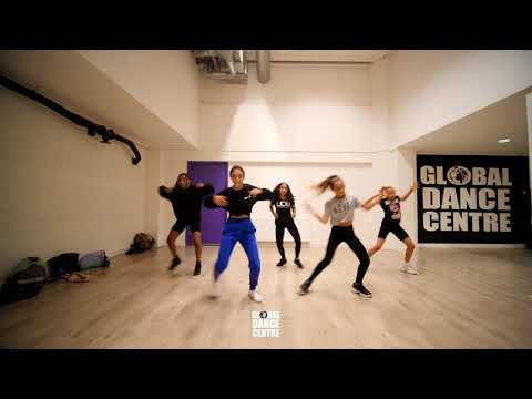 Robin Hack / Hip hop - Global Dance Centre Rotterdam - 2019