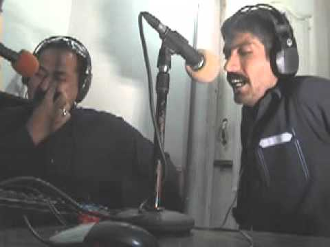 Comedian Asghar Khoso interview on Hot FM105 larkana part 4