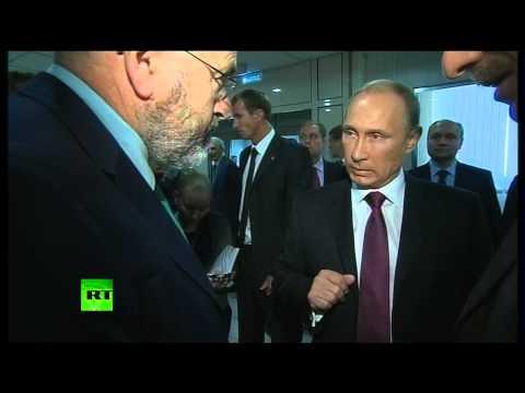 Владимир Путин объяснил