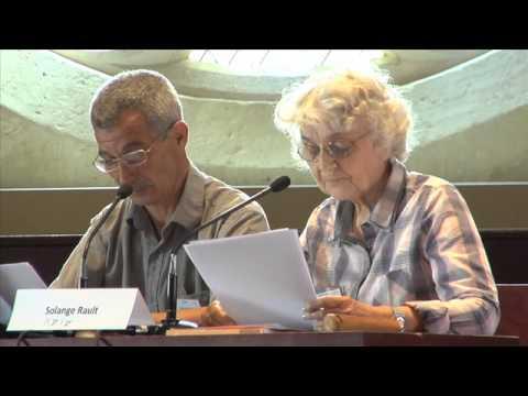 """""""Participation des usagers : éveil ou manipulation ?"""" : Solange Rault"""