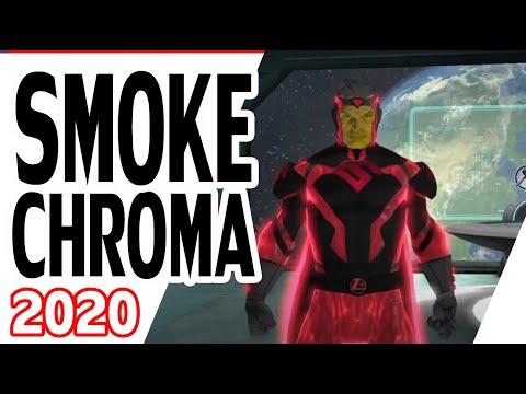DCUO Smoke Chroma
