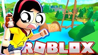 Summer is Over! - Roblox Escape the Summer Camp Obby - DOLLASTIC PLAYS!