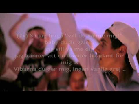 Bori & Suan - Var Med Mig lyrics