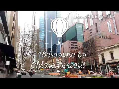 Tour de CBD (Melbourne Victoria)