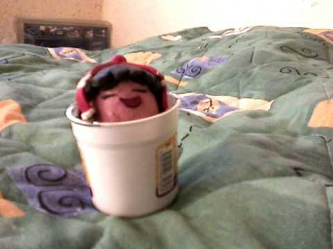 Yukkuri Sample Animation: Playing With Baby Reimu