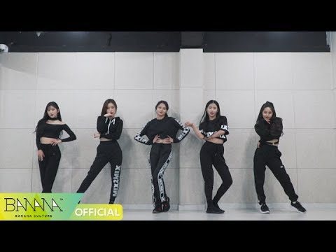 [PERFORMANCE VIDEO] BANANA CULTURE TRAINEE 'POP/STARS'