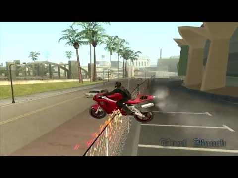 NRG-500 Stunts!