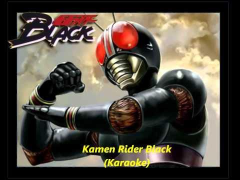 Kamen Rider Black (Karaoke)