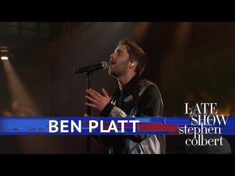 Ben Platt Performs 'Bad Habit' Mp3