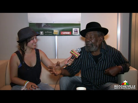 Interview: U Roy @SummerJam 7/6/2012