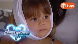 ¡Rafaelita le dijo a Cristina que conoce a Nicole! - VBQ Empezando a Vivir 05/01/2018