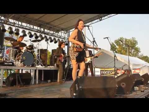Janiva Magness- Fargo Blues Festival- Whoop and Holler