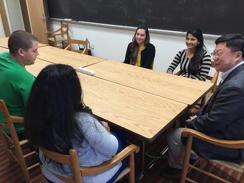UTA Doctoral Program is a Leader in Diversity