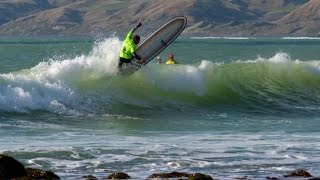 Red Bull: Longboarding and Stand-Up Paddling - The Ultimate Waterman - Day 5 + 6