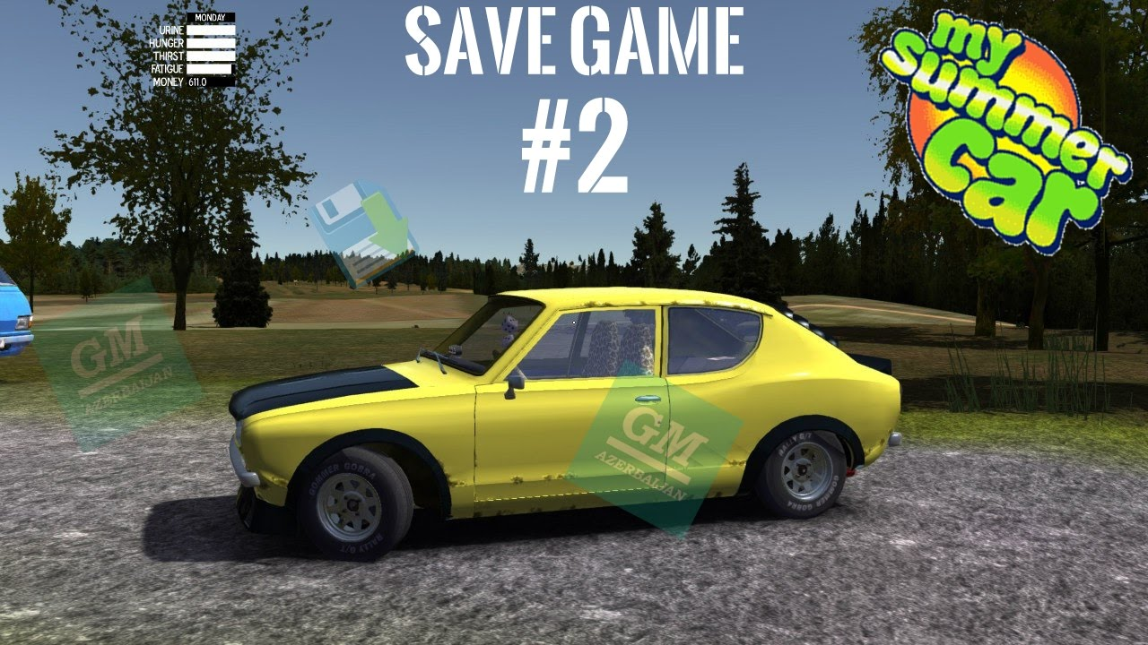 My Summer Car Game Save