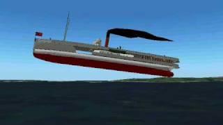 Flying boat Flight Unlimited III
