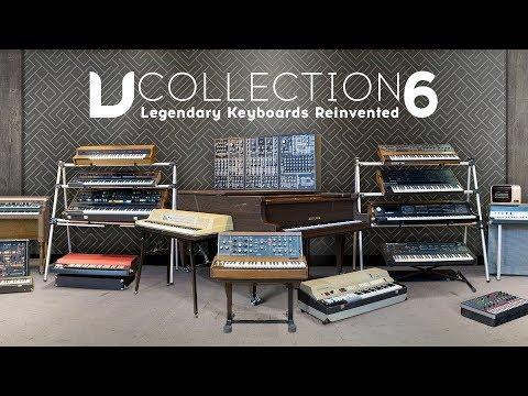 Arturia announces V Collection 6