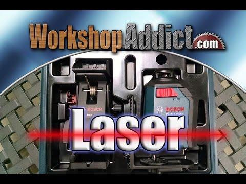 Видео обзор: Нивелир лазерный BOSCH GLL 2-20 P+ BM3 (на 360 градусов)