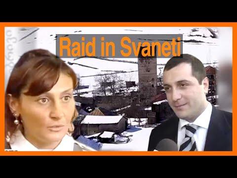 Raid in Svaneti