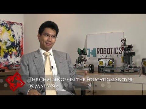 Executive Focus: Tunku Zain Al-