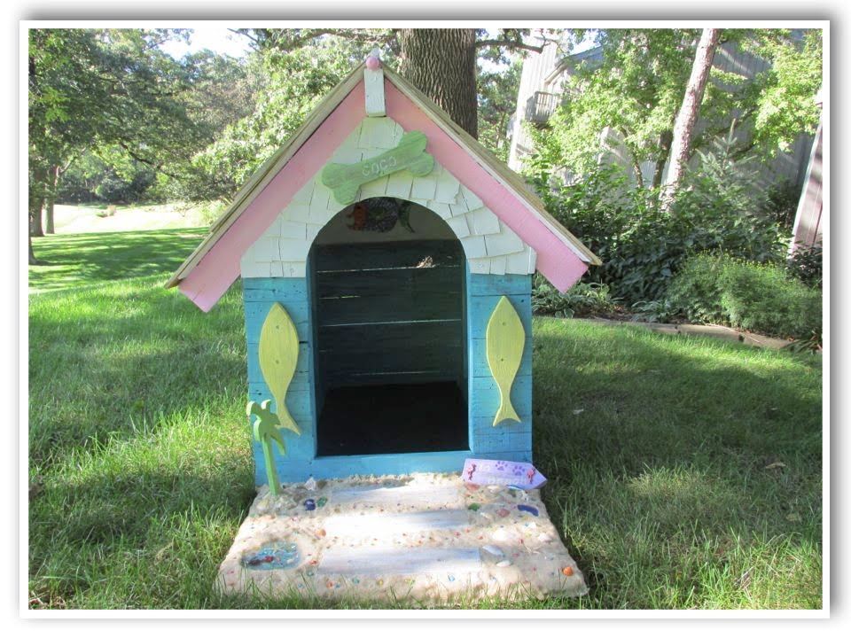 Garbage To Gorgeous Episode 6 I Built A Doghouse Out Of What Part 1 Extreme Pet House You