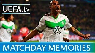 Gerrard, Ronaldinho, Nasri: UEFA Champions League Matchday 6 memories