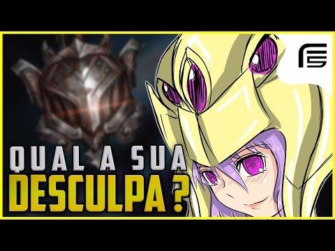 COMO PENSAM OS FERROS? - NINGUÉM ACERTAVA 1 SKILL, INCRÍVEL - League of Legends - Fiv5 thumbnail