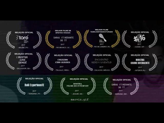 marvin gif (2017) | Curta-metragem | Direção: Marvin Pereira