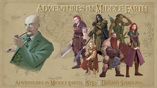 Adventures in Middle Earth | S1E2 | Distant Shadows