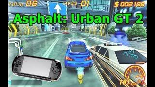 PPSSPP - Asphalt Urban GT 2 - Самый лучший асфальт из всех!