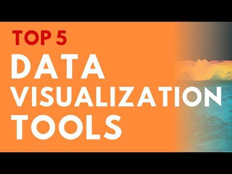 Top 5 Data Visualization Tools