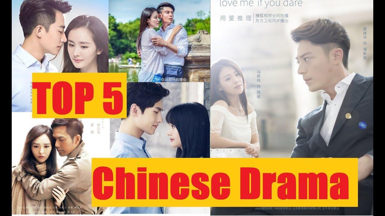 TOP 5 Best Modern Chinese Drama Based on Popular Novels | ENGSUB
