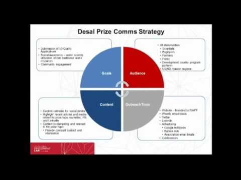 Why Your Gov't Prize Competition Needs A Communication Strategy