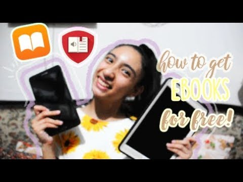 How I Get Books For Free! (Ebooks) | Jackie Piansay