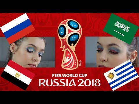 WORLD CUP 2018 Series - Group A | Makeup With Meg