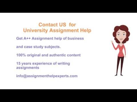 Business Case Study Assignment Help On Strategic Philanthropy