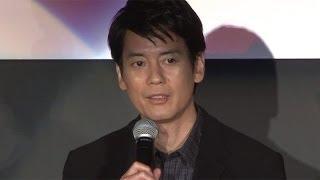 俳優の唐沢寿明さんが6月30日、東京都内で行われた主演映画「イン・ザ・...