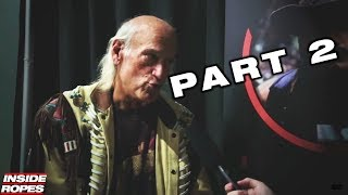 Jesse Ventura REVEALS Hogan's Lack Of Respect Led Him Back To WWF & If He'd Run For President