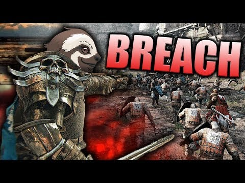 For Honor: Marching Fire - BREACH | Thoughts & Overview (TTS)