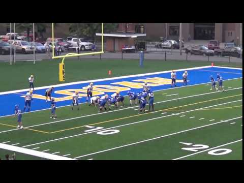 Logan Middle TD run by David Early