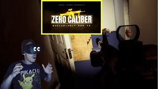 Call of Duty VR! Zero Caliber VR w/ Tyrizzle! Oculus Rift Gameplay