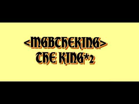 MGBTHEKING YOUR LOVE LYRICS VIDEO
