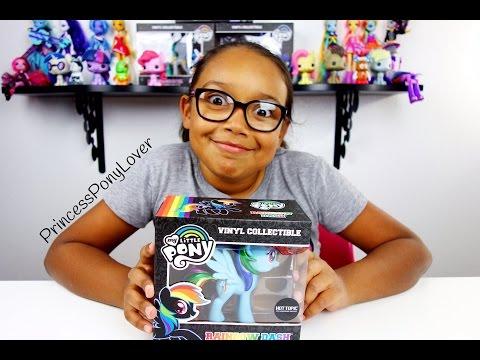 My Little Pony Rainbow Dash Funko Vinyl 25th Anniversary Edition